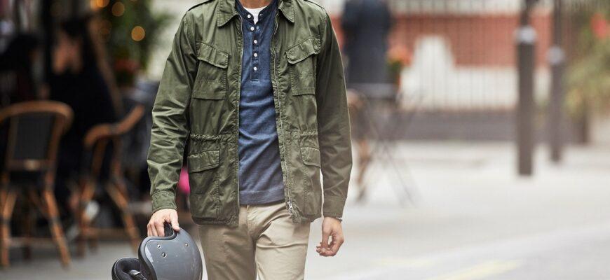 Из чего состоит стиль милитари в мужской одежде?