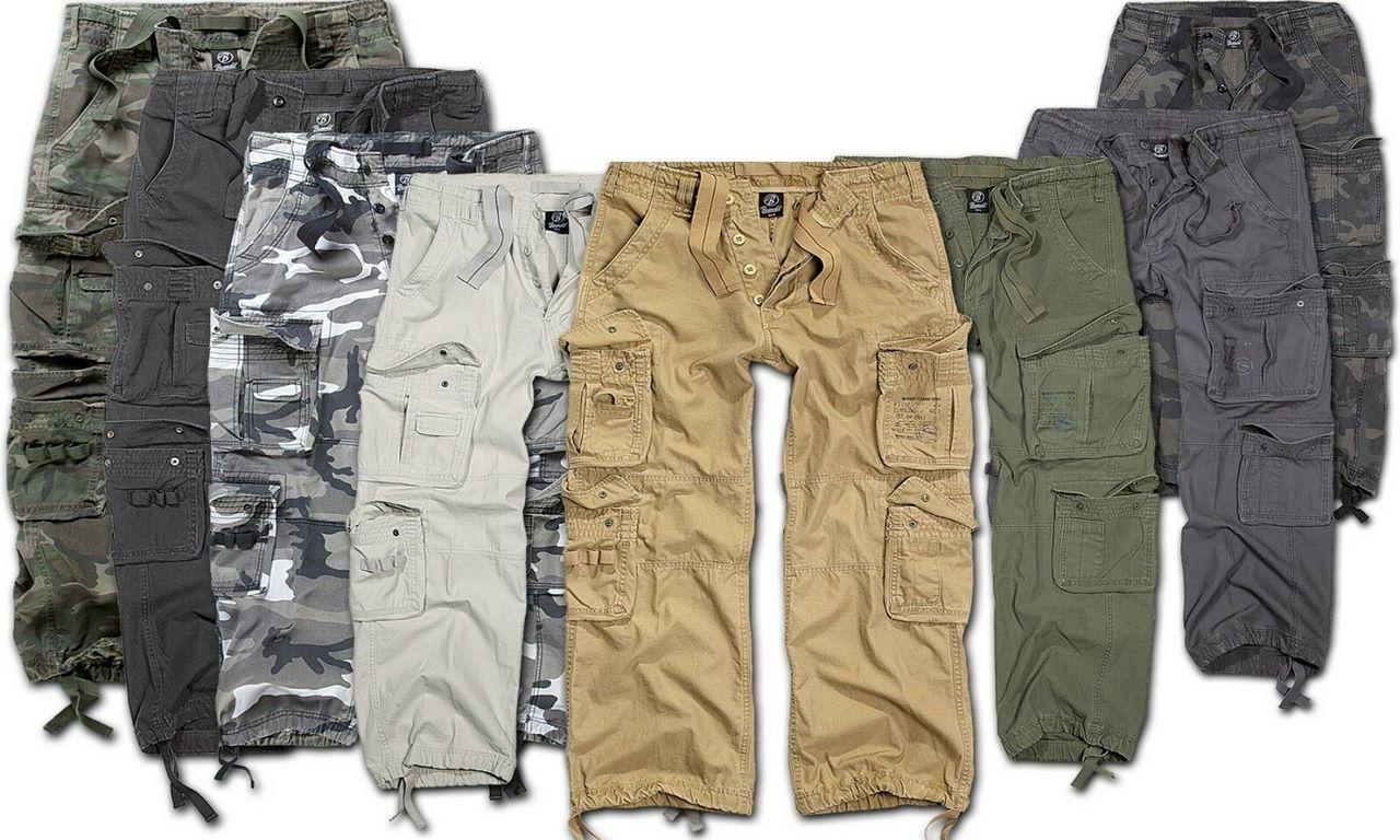 Штаны и брюки