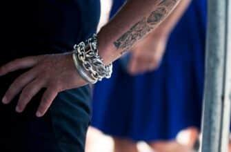 Как определить размер браслета на руку мужчине?