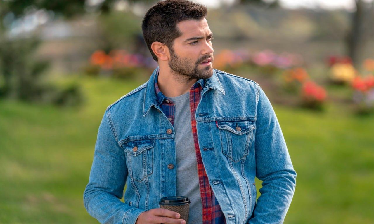 Мужская куртка джинсовая куртка