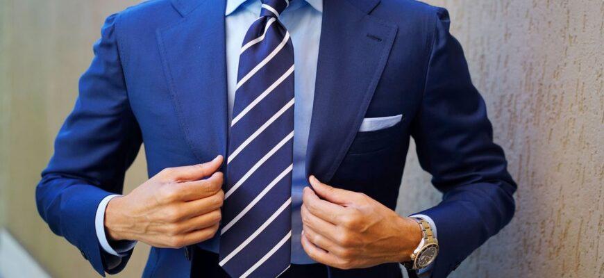 Какой длины должен быть галстук у мужчины по этикету?
