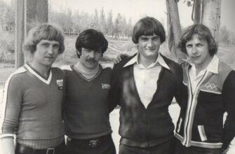 Советские мужские прически: стиль СССР