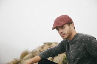 Виды мужских кепок: полный список с их названиями
