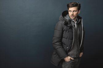 Все виды и типы мужских курток с фото и названиями